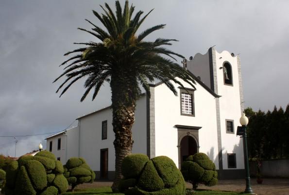 Igreja da Paróquia de Santo António da Serra